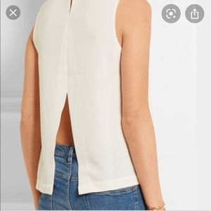 Madewell Daynight Split back Top